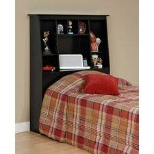 Storage Bookcase Headboard