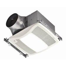 110 CFM Energy Star Bathroom Fan with Light
