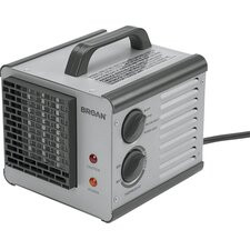 1,500 Watt Portable Electric Fan Compact Heater