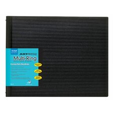 Art Portfolio Standard Binder Multi Ring Album