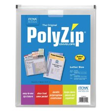 Polyzip Vertical Envelope (Set of 3)