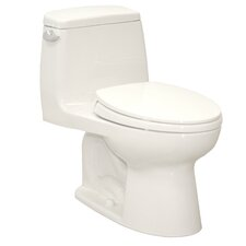 Ultimate Power Gravity Low Consumption 1.6 GPF Elongated 1 Piece Toilet