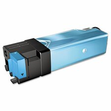 40074 Compatible High-Yield Toner, 1000 Page-Yield, Cyan