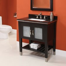 "Briana 31"" Single Bathroom Vanity Set"