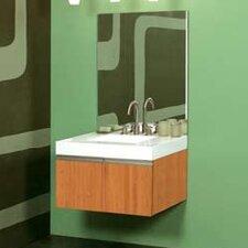 "Eastridge 30"" Single Bathroom Vanity Set with Mirror"