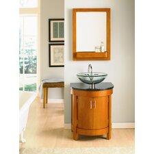 """Haddington Petite 24"""" Single Bathroom Vanity Set"""