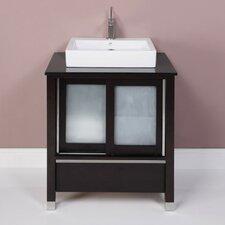 "Tyson 31"" Single Bathroom Vanity Set"