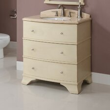 "Olivia 32"" Single Bathroom Vanity Set"