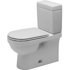 Happy D. 1.6 GPF Elongated Toilet Bowl Only
