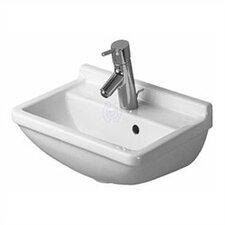 Starck 3 Handrinse Bathroom Sink