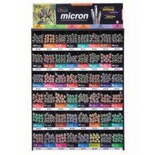 Micron Pigma Mega Dealer Pen Display