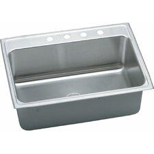"Gourmet 31"" x 22"" Top Mount Kitchen Sink"