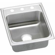 """Lustertone 15"""" x 22"""" Gourmet Kitchen Sink"""