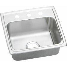 """Lustertone 19"""" x 18"""" Gourmet  Kitchen Sink"""