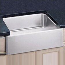 "Lustertone 25"" x 20.5"" Undermount Single Bowl Kitchen Sink"