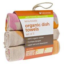 Evening Flight Organic Cotton Dish Towel (Set of 36)