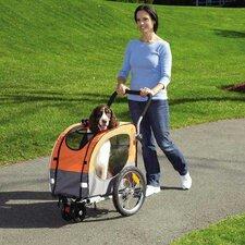 Cross-Trainer Jogger Pet Stroller