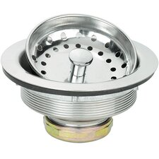 Stainless Steel Tub Strainers