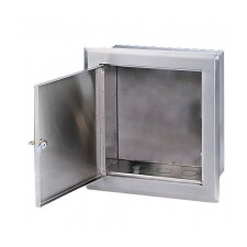 """Thermostatic 14.5"""" H x 13"""" W x 6.5"""" D Mixing Valve Cabinet"""
