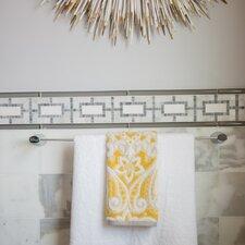 """Caspian 26.1"""" Wall Mounted Towel Bar"""