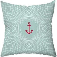 Captain's Comfort Throw Pillow