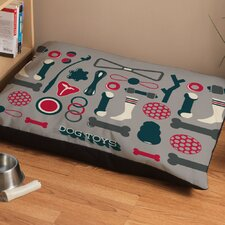 Chew Toys Dog Bed