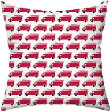 Honk Honk Throw Pillow