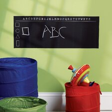 ABC's Chalkboard Wall Decal (Set of 2)