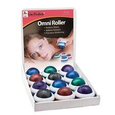 Omni Massage Roller Kit with White Cap