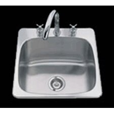 Specialty Single Bowl Stainless Steel Utility Sink