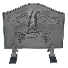 Eagle Cast Iron Fireback