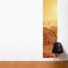 Fresk Back Stripe Wall Mural