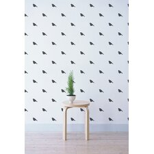 Forme Little Birds Wall Mural
