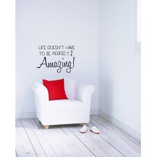 Blabla Amazing EN Wall Decal