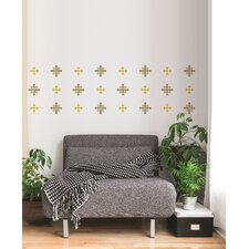 Forme Crazy Square Wall Decal