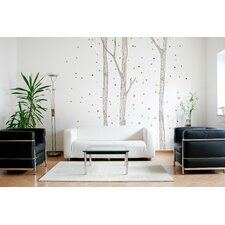 XXL Confetti Wall Decal