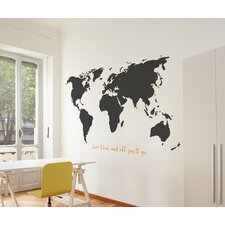 XXL World Wall Mural