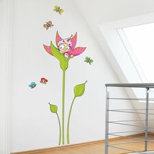 Ludo Violette Wall Decal