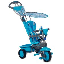 Smart Zoo Dolphin 3-in-1 Tricycle
