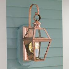 Old Colony 1 Light Wall Lantern