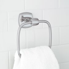 Soft Square Wall Mounted Towel Ring