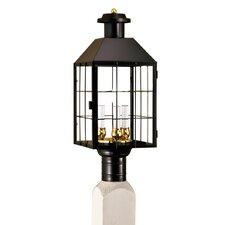 American Heritage 3 Light Outdoor Post Lantern