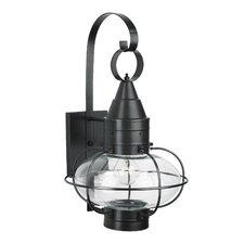 Classic Onion 1 Light Wall Lantern