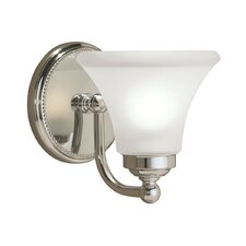 Soleil 1 Light Wall Sconce