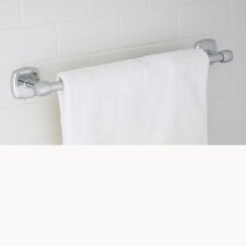 "Soft Square 18"" Wall Mounted Towel Bar"