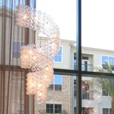 Cascade 15 Light Chandelier