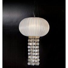 Montego 1 Light Oval Chandelier