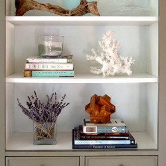 Living Room Organizer