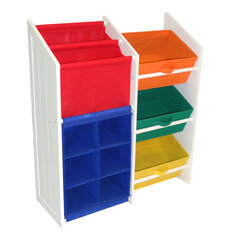 kids' bedroom storage