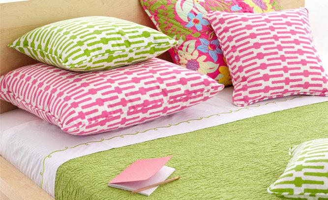 Bright Bedding